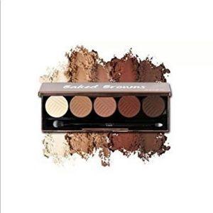 NIB Dose of Colors Baked Browns Eyeshadow Palette